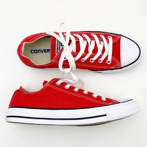 Converse All Star Womens Size 9 Low Top Sneakers